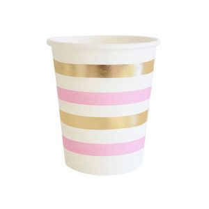 Stripes Cups