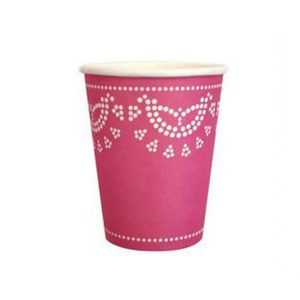 Pink Lace Cups