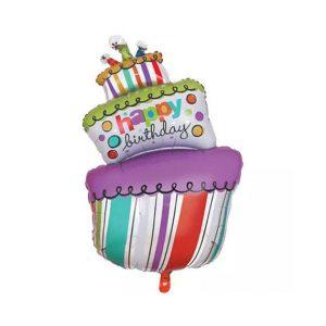 Cake Foil Balloon