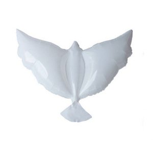 White Dove Balloon