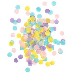 Pastel Unicorn Confetti