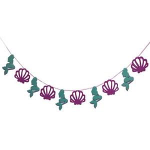 Mermaids and Seashells Garland