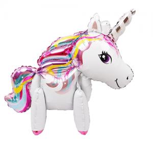 Unicorn 3D Balloon