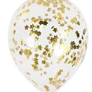 Star Confetti Balloon Pack