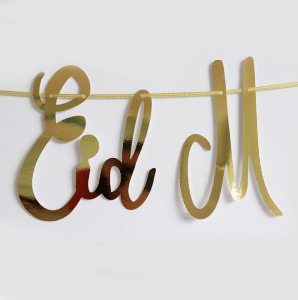 Eid M gold