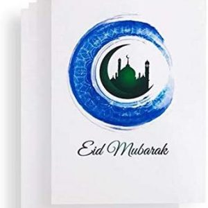 Eid Mubarak Money Envelopes