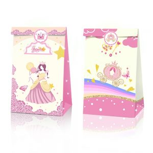 Princess Themed Party Favor Bags