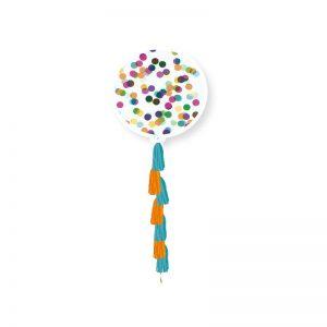 Balloon Tassel Tails
