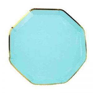 Octagon-Plate-Blue-Big