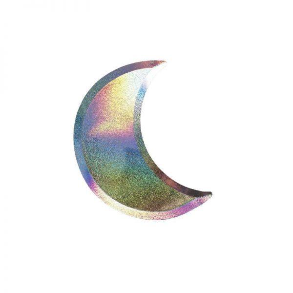 Crescent Moon Shaped Plates