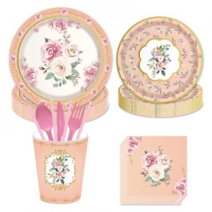 Tea Party Tableware set