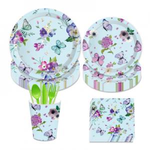 Butterfly Tableware Set