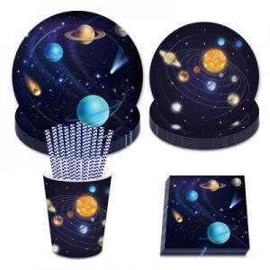 Space Tableware Set