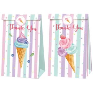 ice cream party favor bag