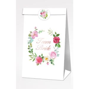 bride bachelorette party favor bags