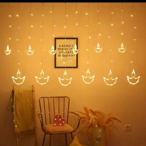 Diya lights