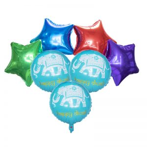 diwali balloon kit